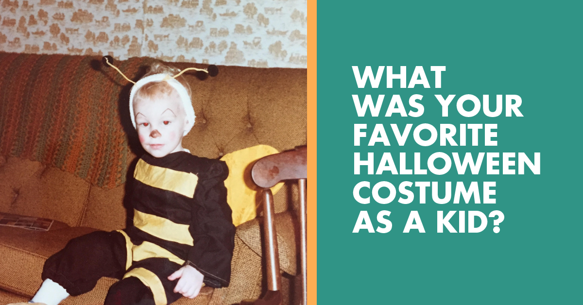 What was your favorite Halloween costume as a kid ...